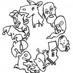 Fortæller-logo