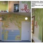 Day nursery 100 m²