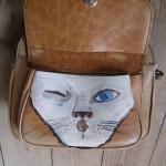 cat bag tvist