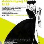 A3 plakat  Modeshow
