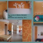 Day nursery 150 m²