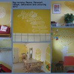 Day nursery 180 m²